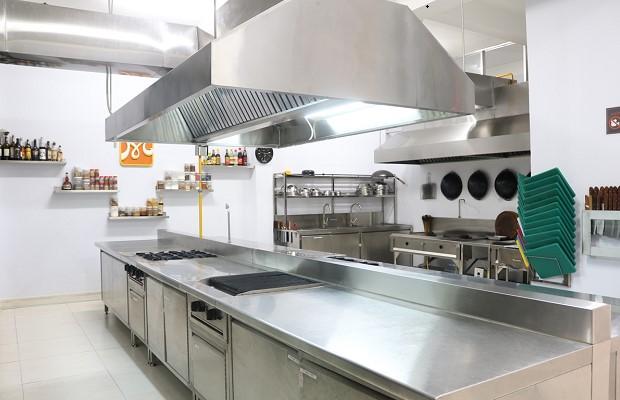 Phòng thực hành bếp nóng Bình Dương