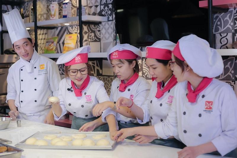 ribi shachi ủ bột