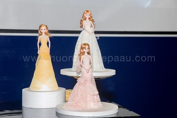 SugarVeil Decoration