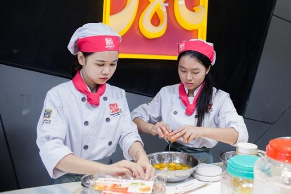 Khóa học Bếp Trưởng Bếp Bánh