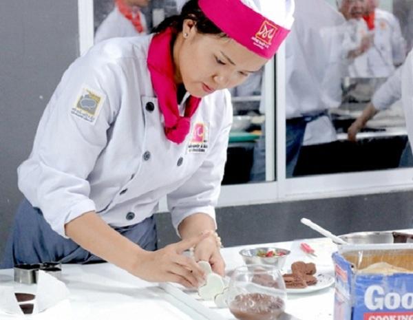 nghề làm bánh chuyên nghiệp