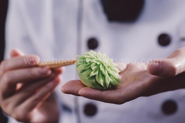 thực hành các kỹ năng làm bánh Nhật