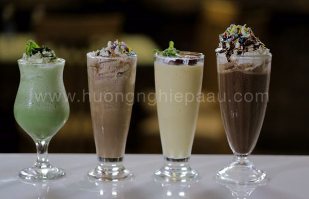 thức uống ice blended