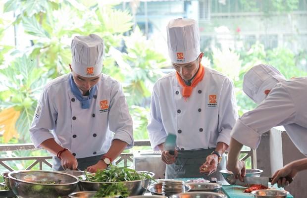 Tiềm năng nghề bếp
