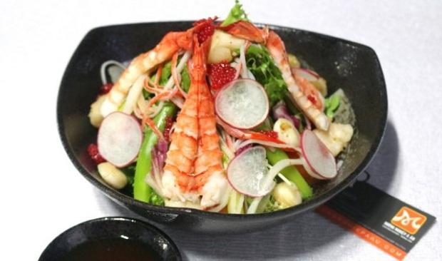 trình bày món ăn nhật kiểu maze mori