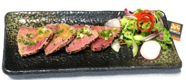 trình bày món ăn nhật kiểu tawara mono