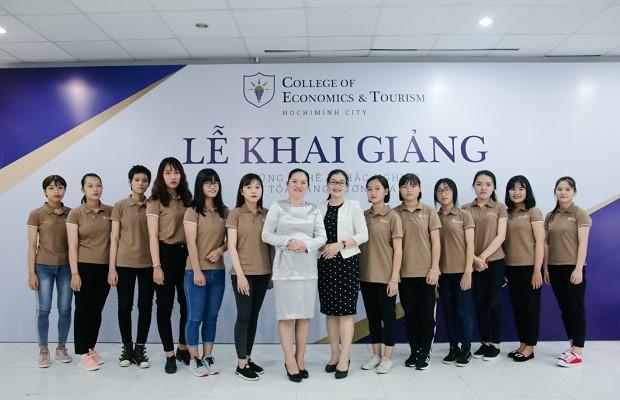 Trường CET – College of Economics & Tourism