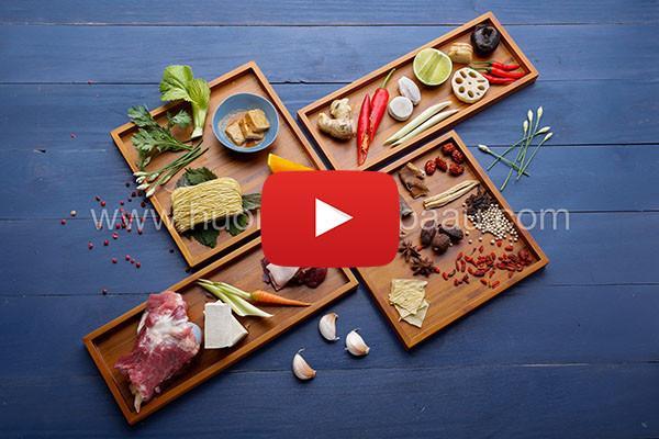 Video dạy nấu ăn