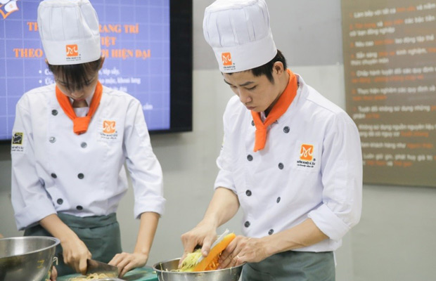 Bao nhiêu tuổi có thể học nghề bếp