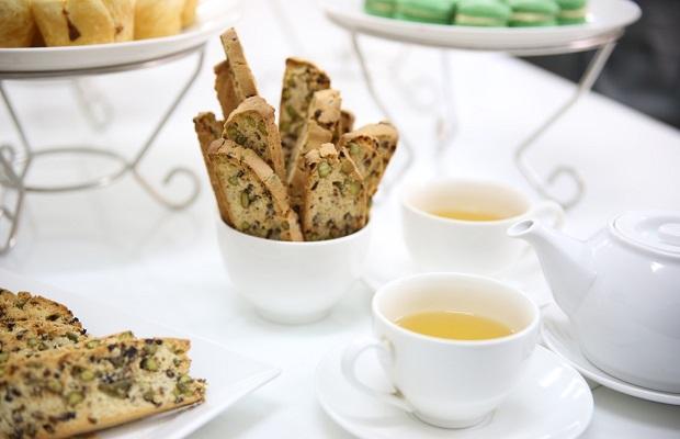 pistachico biscotti