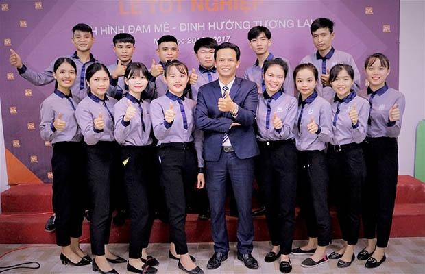 hướng nghiệp á âu Hồ Chí Minh hoạt động