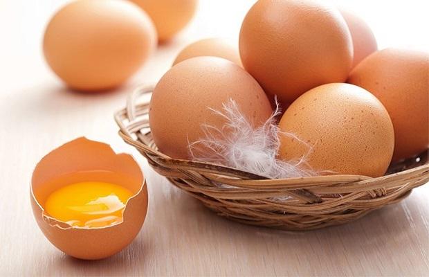 trứng chất lượng