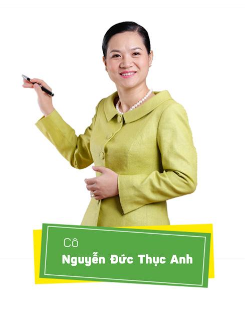 Giảng viên Nguyễn Đức Thục Anh