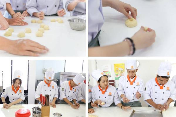 kỹ thuật tạo hình bánh mì