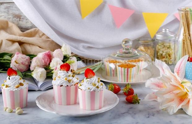 bánh cupcake thơm ngon