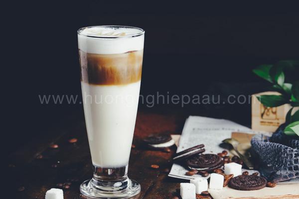cách pha chế cafe
