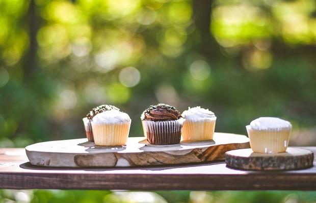 cupcake quyến rũ ngọt ngào