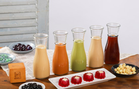tổng hợp các loại trà sữa