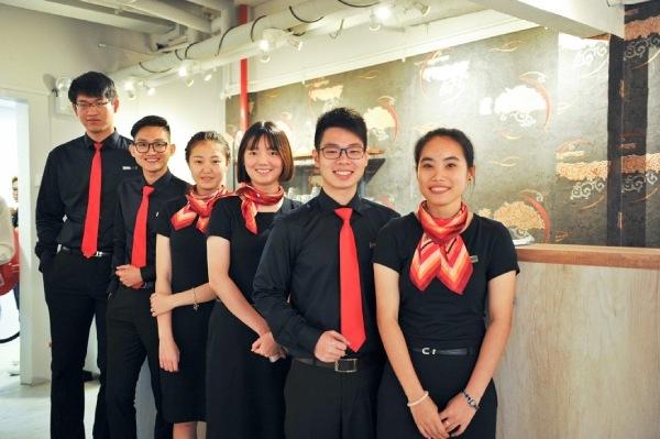 6 học viên được đào tạo tại singapore