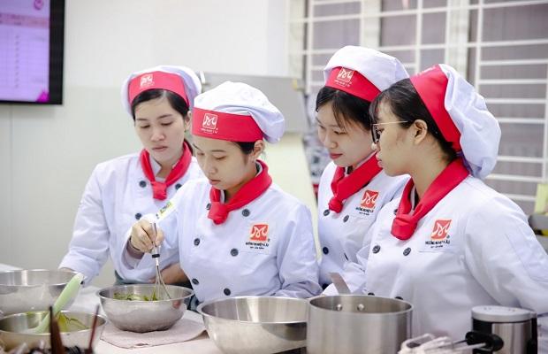 nhu cầu học nghề làm bánh cao