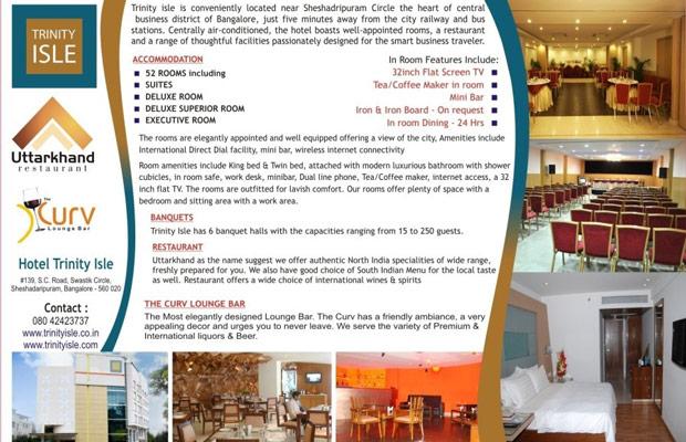 factsheet là phương tiện pr cho khách sạn
