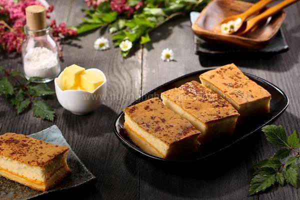 học làm bánh Đài Loan