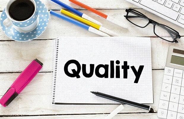 xây dựng website chất lượng