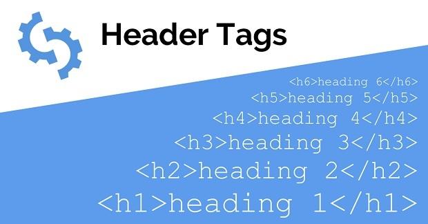 header tag