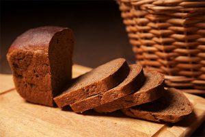 bánh mì Dark rye bread