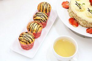 bánh Muffin thơm ngon