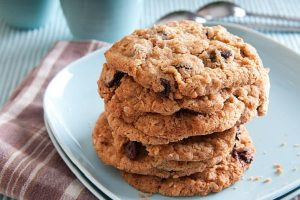 bánh Whole wheat Cookies