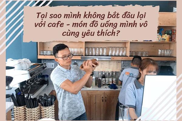 bắt đầu từ cafe