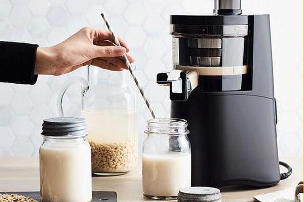 doanh thu sữa hạt tăng