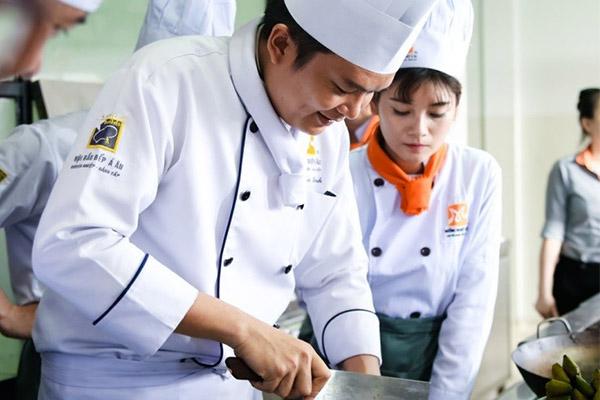 khóa học nấu bún