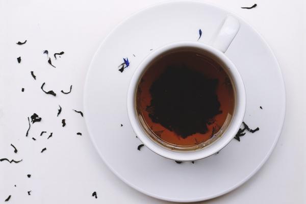 trà là nguyên liệu pha chế