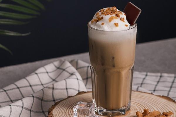 cappuccino dừa
