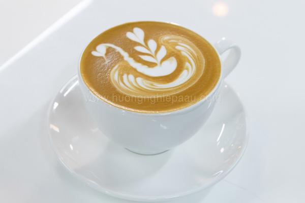 hương vị của cafe