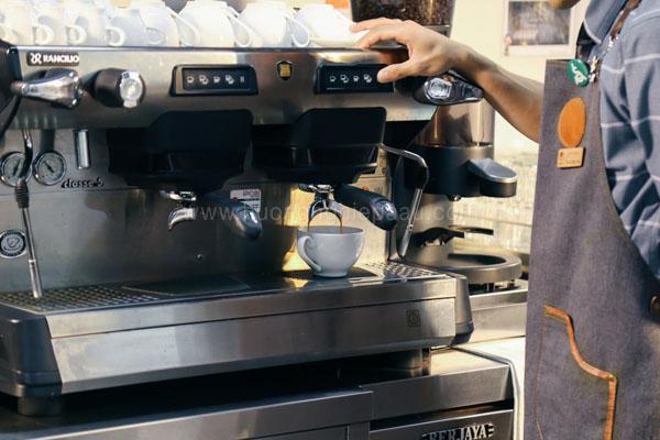 phương pháp chiết xuất cafe