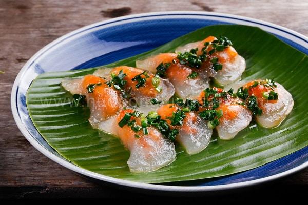 bánh Việt đậm đà