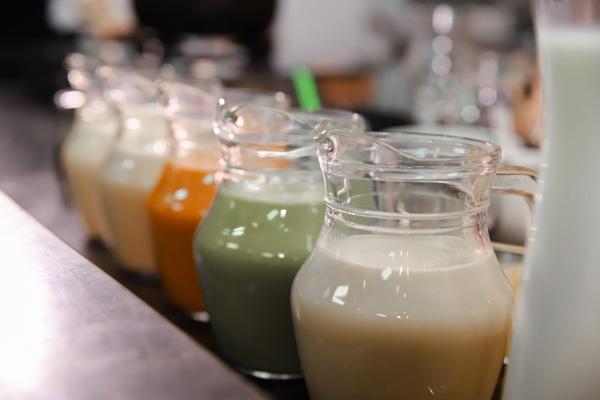 bảo quản trà sữa