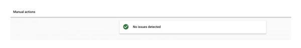 check tác vụ thủ công website