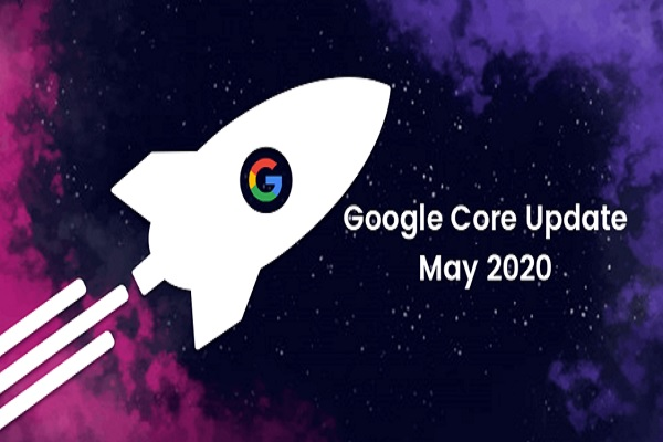 google core updates tháng 5 2020