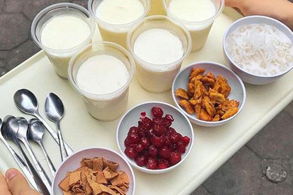 kinh doanh sữa chua tiềm năng