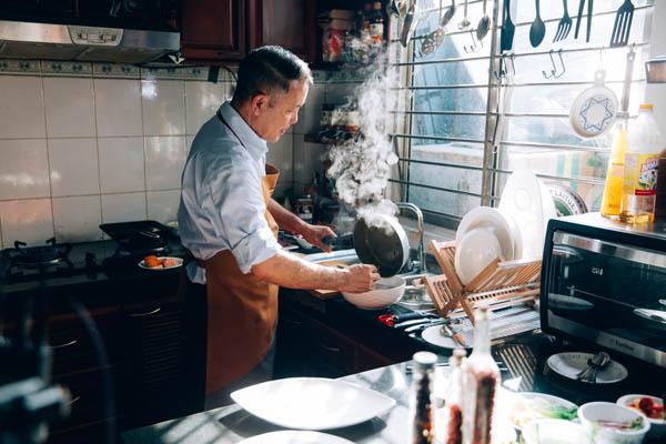 khóa học bếp gia đình
