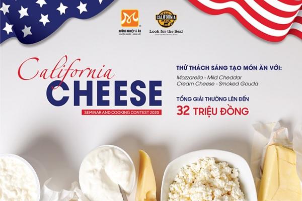 Đăng ký tham gia recipe cùng cheese
