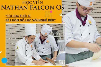 học viên nathan falcon os
