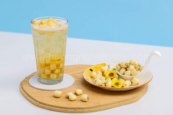 thức uống bổ dưỡng phổ biến