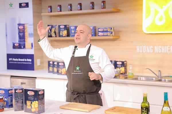 Chef Frank Sempere
