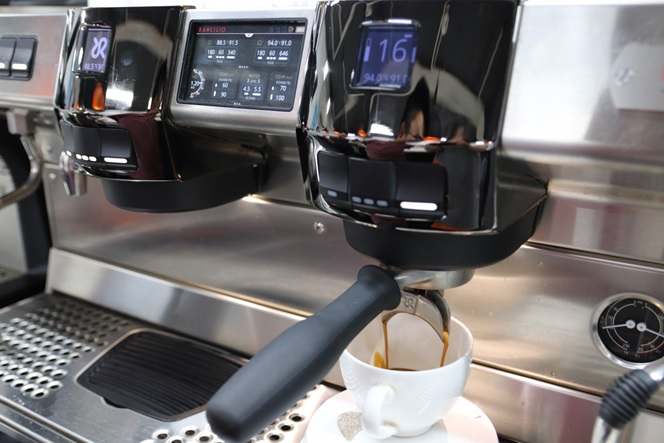 Máy pha cafe Rancilio RS1