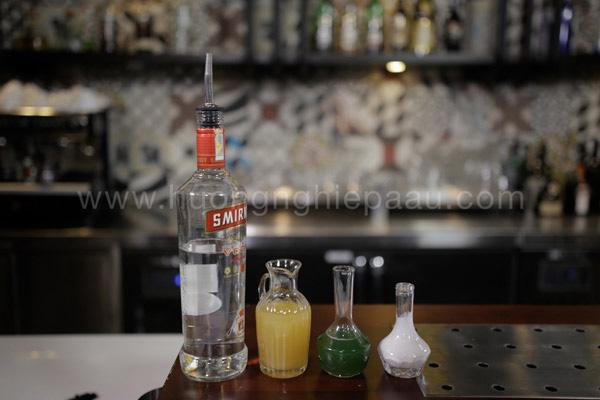nguyên liệu pha chế space full cocktail